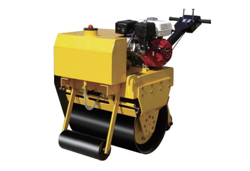 Construction machinery industry - small roller